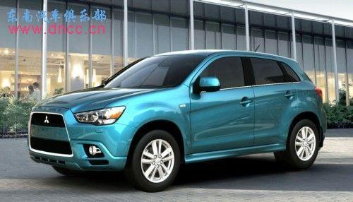 三菱发布新款紧凑型SUV高清图片